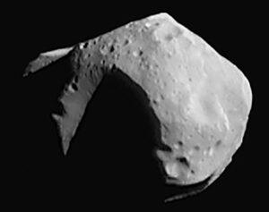 Asteroid (253) Mathilde