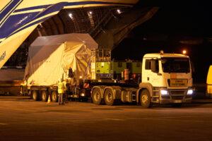 Sentinel 2B dorazil do Jižní Ameriky