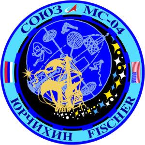 Logo mise Sojuz MS-04
