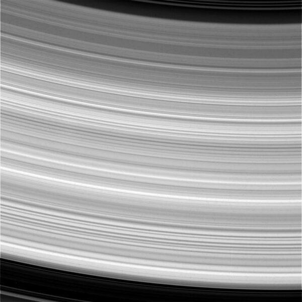 Prstence planety Saturn