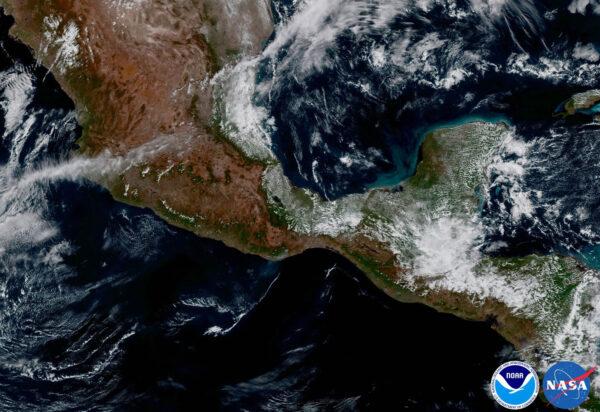 Mexiko a okolní státy pohledem přístroje ABI