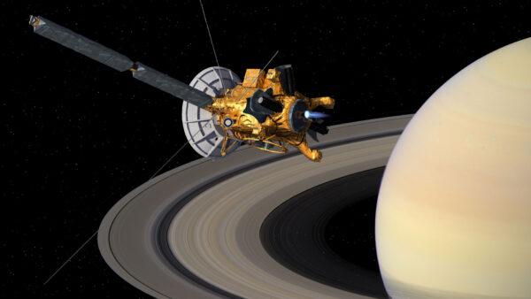 Sonda Cassini u Saturnu zakončí v roce 2017 svou úžasnou misi.