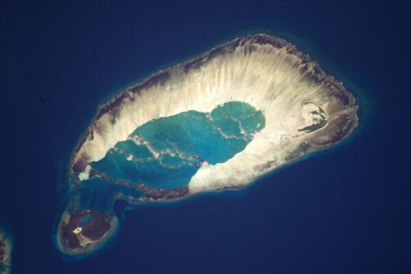 Jeden z krásných ostrovů, který je součástí Seychel v Indickém oceánu.