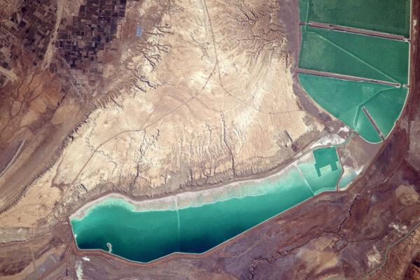 Poznáváte Mrtvé moře?