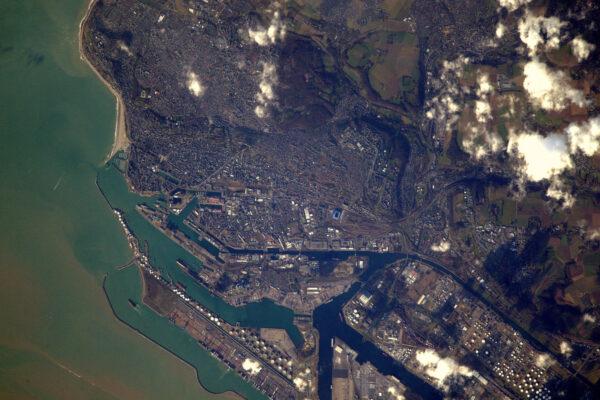 Le Havre – přístav v Normandii a místo pod ochranou UNESCO.
