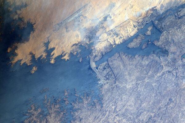 Asuánská přehrada: místo které je vskutku … faraonické :)