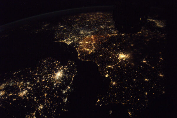 Spojené království, Belgie, Lucembursko, Nizozemí, Dánsko, Německo, Polsko a Itálie na jediné fotce. Miluju Evropu.