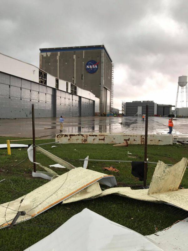 Michoud Assembly Facility (MAF) leží ve východní části New Orleans