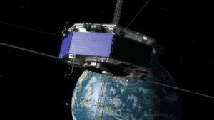 Vizualizace družice MMS