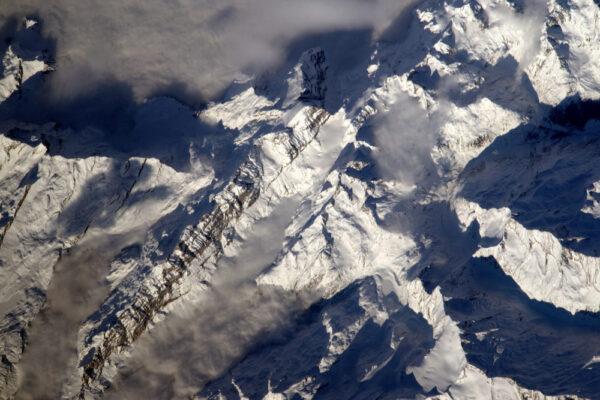Někde v rakouských Alpách... nádech čerstvého vzduchu!