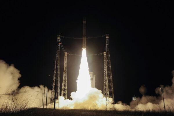 Ke startu došlo 7. března ve 2:49 středoevropského času.