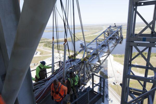 Instalace ramene OSMU, 16. března