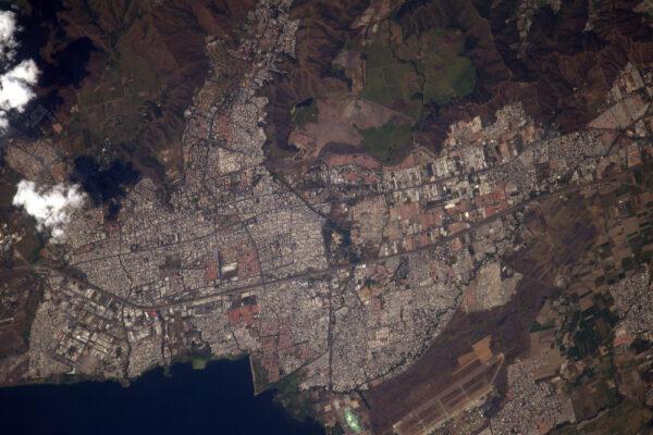 Hledal jsem ve Venezuele Caracas a našel jsem Maracay. !Muy hermosa también! (Také velmi krásný, pozn. redakce)