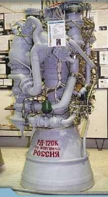 Motor RD-120
