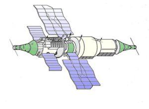 Orbitální komplex Almaz-TKS