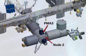 Stav po přesunu modulu PMA-3
