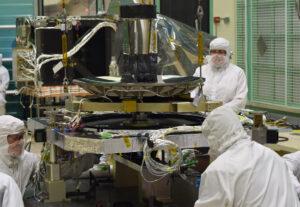 Srdce družice ICESat-2 - přístroj ATLAS
