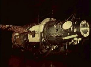 DOS-5 během pozemních testů