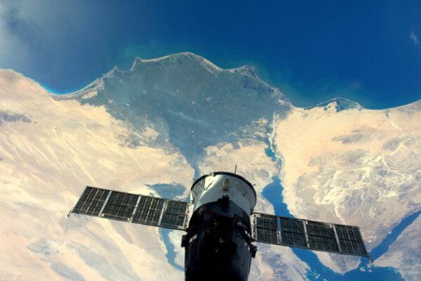 Výhled astronauta: kdo dokáže vidět pyramidy bez optického přiblížení?