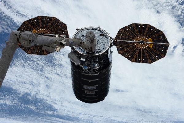 Dnes jsme zachytili Cygnus!