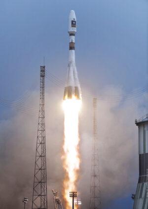 Sojuz vynese Cheops