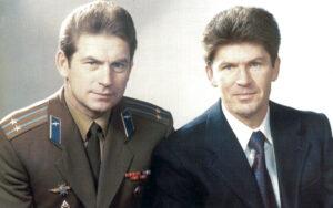 Vladimir Kovaljonok a Valerij Rjumin