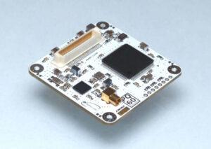 Speciální GPS přijímač pro malé družice pqNAV-L1/Flight Model