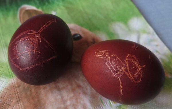 Kosmo vajíčka