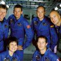 evropští astronauti