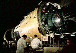 DOS-5-2 během přípravy na start
