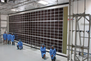ROSA – Roll Out Solar Array