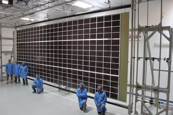 ROSA – Roll Out Solar Array