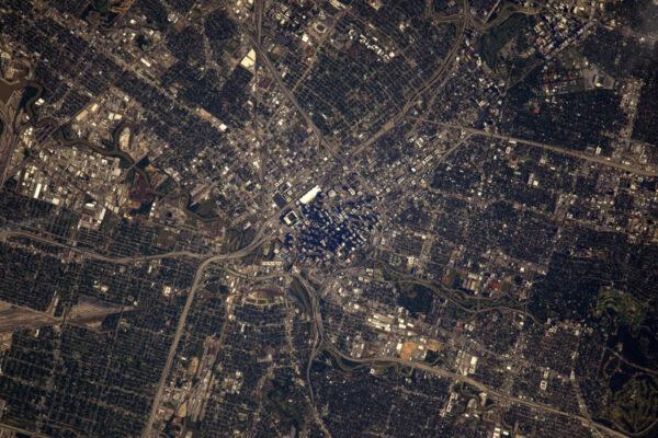 Vítejte v centru texaského Houstonu!
