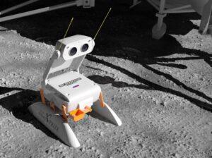 Takto měl vypadat Měsíční rover týmu Selenochod, který se účastnil soutěže Google Lunar X-PRIZE