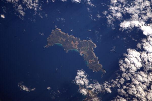 Ostrov Porquerolles, slunečné počasí prakticky zaručeno!
