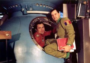 Sovětsko-rumunská posádka Leonid Popov/Dumitru-Dorin Prunariu