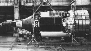 Kosmos-1267 během pozemních testů