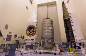 Zásobovací loď Cygnus měla 23. března 2016 velké štěstí