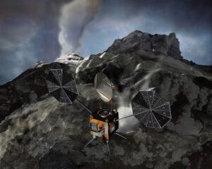 Umělecká představa sondy Comet Surface Sample Return