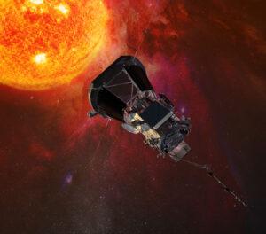 Parker Solar Probe.