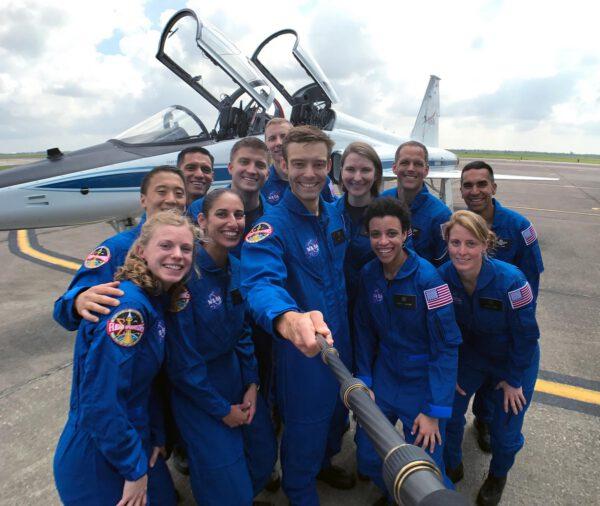 Noví astronauti týmu NASA