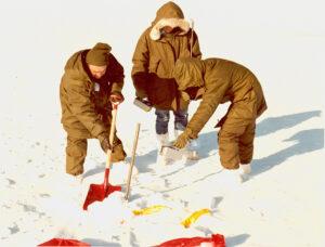 Veřejná blamáž SSSR: hledání radioaktivních trosek Kosmosu-954 na kanadském území