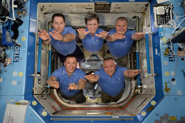 Posádka 51. dlouhodobé expedice