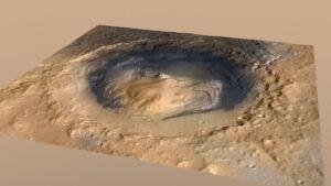 Kráter Gale