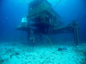Podmořská výzkumná stanice Aquarius