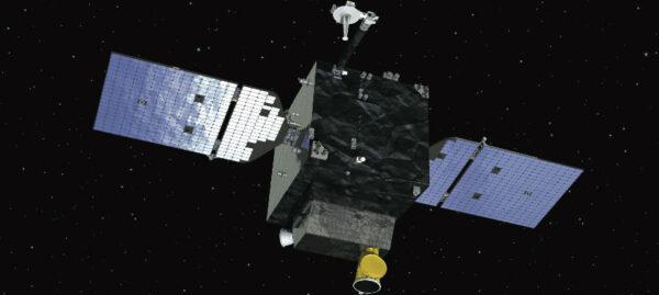 Teoretická podoba družice STPSat 6