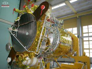 Družice z řady GEO-IK2