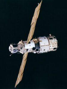 Základní modul stanice Mir