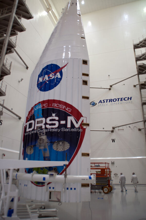 Aerodynamický kryt rakety Atlas V
