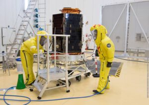 VENµS (Vegetation and Environment Monitoring New Micro-Satellite)